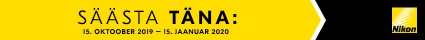 SÄÄSTA TÄNA 2019 Winter