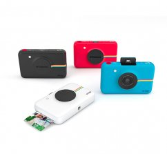 POLAROID SNAP CAMERA Black
