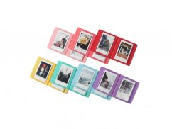 POLAROID/INSTAX MINI ALBUM SMALL INDI PINK