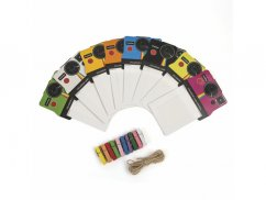 POLAROID POLAROID PHOTOFRAMES COLOURFUL 8PCS