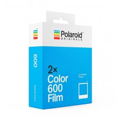 POLAROID Color Film for 600 2-pack
