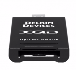 DELKIN Cardreader XQD Adapter 10 Gbps (USB 3.1)