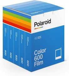 POLAROID Color Film for 600 5-pack
