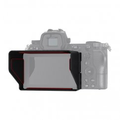 SMALLRIG 2807 LCD Sun Hood for Nikon Z6 & Z7