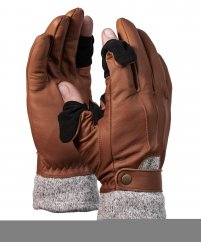 Vallerret Urbex Photography Glove Brown XS