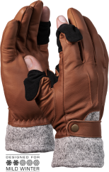 Vallerret Urbex Photography Glove Brown L