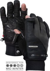 Vallerret Markhof Pro 2.0 Photography Glove Black SIZE L