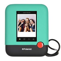 Polaroid POP Instant Print Digital Camera Green