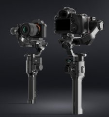DJI Ronin-S (for DSLR and mirrorless cameras)