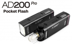 GODOX pocket flash AD200 Pro