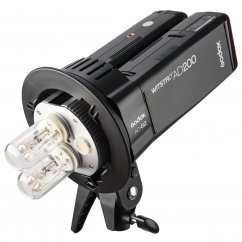 Godox AD200 AD-B2 twin head for AD200