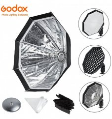 Godox AD-S7 Multifunctional Softbox Diffuser Set for AD200 AD180 AD360 II Flashes