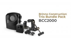 Brinno Construction Camera Trio Bundle Pack