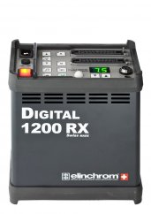 Elinchrom Digital RX 1200 Power Pack incl Lam