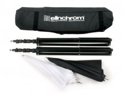 Elinchrom Stand Umbrella Set To Go