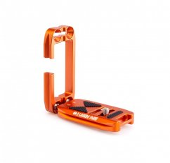 3 LEGGED THING ELLIE SHORT UNIVERSAL L-BRACKET WITH SHORTER BASE - COPPER (ORANGE)