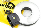 Orbis ring flash diffuser system