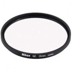 58mm UV, NEUTRAL COLOUR FILTER