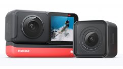 Seikluskaamera Insta360 ONE R Twin Edition