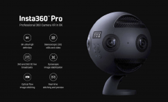 Insta360 Pro Panoramic camera