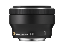 1 NIKKOR 32mm f/1.2 Black