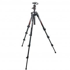 Manfrotto, Befree Carbon Fiber Tripod with Ball Head
