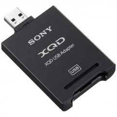 XQD Memory card reader, Sony