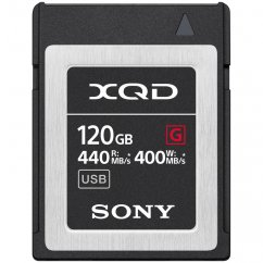 120GB Sony XQD Memory Card