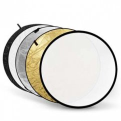 Collapsible 5-in-1 Reflector Disc RFT-05 110cm
