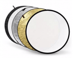 Collapsible 5-in-1 Reflector Disc RFT-05 80cm