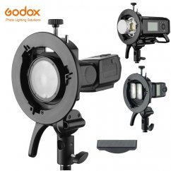 Godox S2 softboksi adapter S-Bracket