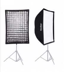 Godox Softbox with grid (60*90cm) Adapter Bowens mount