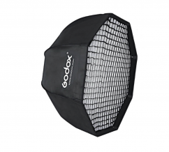 Softbox GODOX SB-GUE95 umbrella style with grid with bowens mount Octa 95cm