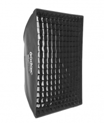 Godox SB-USW6090 Umbrella style grid softbox with bowens mount 60x90cm