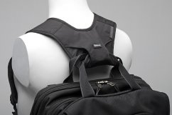 Think Tank Shoulder Harness V2.0, Converts an Urban Disguise shoulder bag, My 2nd Brain laptop case