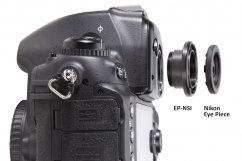 Think Tank EP-NSI Hydrophobia eyepiece (EP) for Nikon screw in mounts (D700-D4)