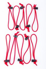 Think Tank Red Whips - set