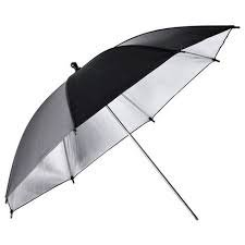 Godox Black And Silver Umbrella UB-002 40