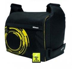 Nikon Golla SLR bag + 8GB SD-card