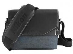 Nikon CS-P12 Genuine leather Bag (for Coolpix, Nikon 1, D-SLR)