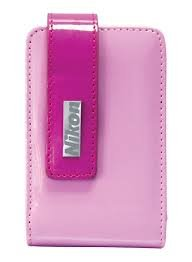 Pink CS-S29 camera case for S-seria