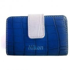Blue camera case for S6300, S6200