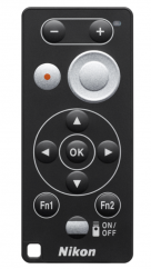 ML-L7 remote control for COOLPIX P1000