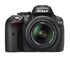 Nikon D5300 Kit +18-55mm VR Black