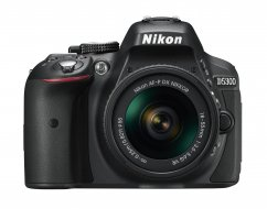 Nikon D5300 + AF-P 18-55mm VR Black KIT