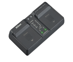 Battery Charger MH-26a Kit with Adapter BT-A10