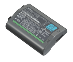 Rechargeable Li-on Battery EN-EL18a for D4-series