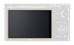 LCD protective film for Nikon 1