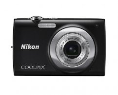 COOLPIX S2500 Black