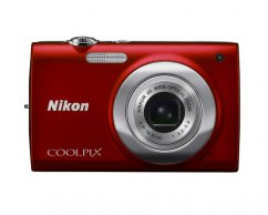 COOLPIX S2500 Red